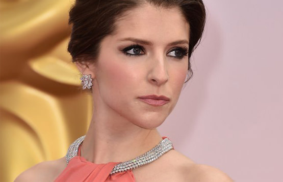 The jewellery oscar goes to- Anna Kendrick