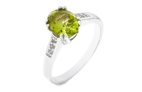 PERIDOT AUGUST BIRTHSTONE