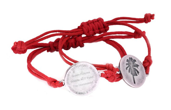 The Good Vibes Charity Bracelet in Collaboration with 2oceansvibe Media
