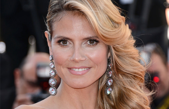 Celebrity jewellery profile: Heidi Klum
