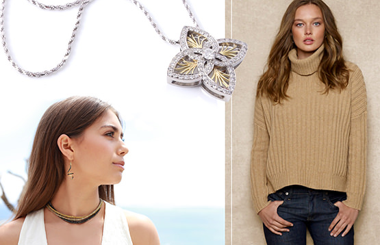 How to choose the necklace length that's right for you