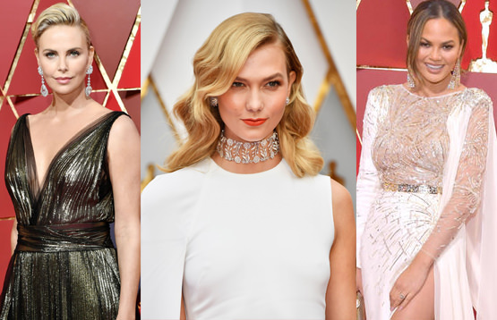 Jewellery at the Oscars 2017
