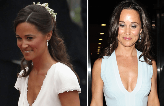 what jewellery will Pippa Middleton wear on her wedding day?