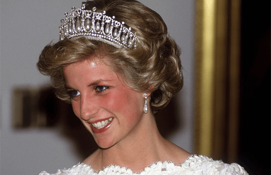 Princess Diana's jewellery