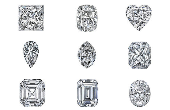 Fancy cut diamond facts