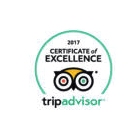 2016 TripAdvisor Certificate of Excellence